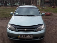 Chevrolet Lacetti 1.8 МТ